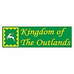 Outlands Populace Ensign Bumper Sticker