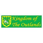 Outlands Bumper Sticker (10 pk)