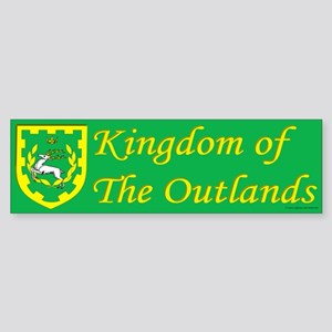 Outlands Bumper Sticker