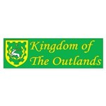 Outlands Bumper Sticker