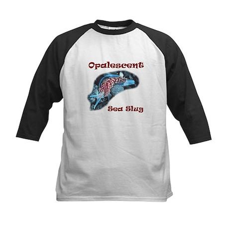 Sea Slug Kids Baseball Jersey