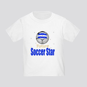Future Soccer Star Argentina Toddler T-Shirt