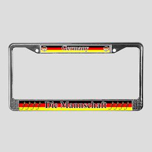 Germany License Plate Frame