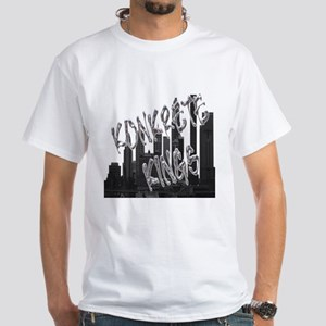 Terrence desgins White T-Shirt