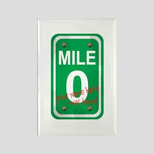 Mile Zero Magnets