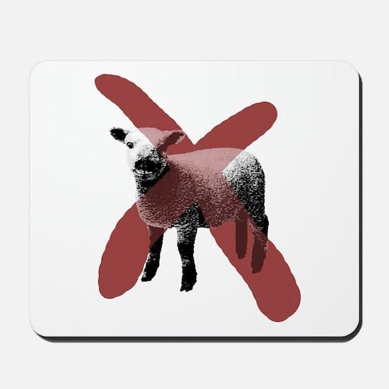 No Sheep Mousepad