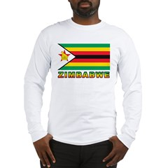 Zimbabwe Long Sleeve T-Shirt