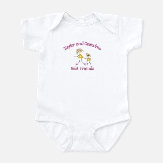 Taylor & Grandma - Best Frien Infant Bodysuit