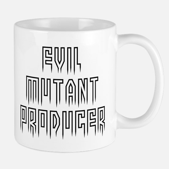 Evil mutant producer Mug