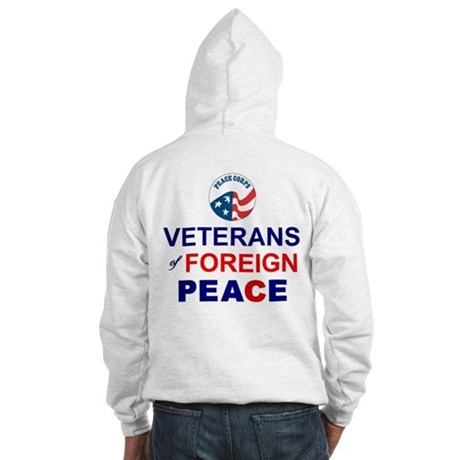 Veterans of Foreign Peace Hooded Sweatshirt