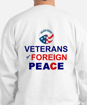 Veterans of Foreign Peace Sweatshirt