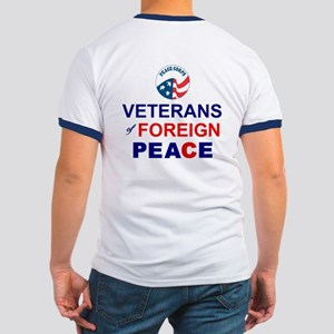 Veterans of Foreign Peace Ringer T