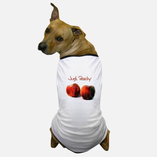 Just Peachy - Dog T-Shirt