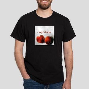 Just Peachy - Dark T-Shirt