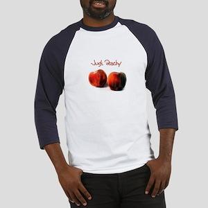 Just Peachy - Baseball Jersey