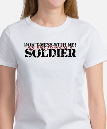 dontmess_soldier T-Shirt