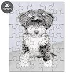 TIbetan Terrier Puzzle