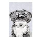 TIbetan Terrier Postcards (Package of 8)