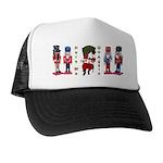 Masonic Santa here we go again Trucker Hat