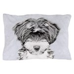 TIbetan Terrier Pillow Case