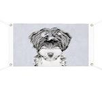 TIbetan Terrier Banner