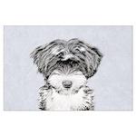 TIbetan Terrier Large Poster