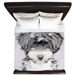TIbetan Terrier King Duvet