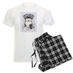 TIbetan Terrier Men's Light Pajamas