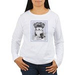 TIbetan Terrier Women's Long Sleeve T-Shirt