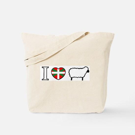 I <heart> Sheep Tote Bag