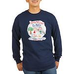 10x10_LeenyAndSteve#4 Long Sleeve T-Shirt