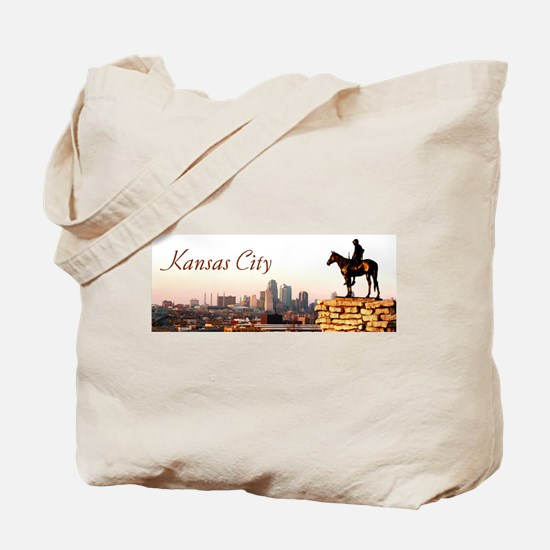Kansas City Scout - Tote Bag