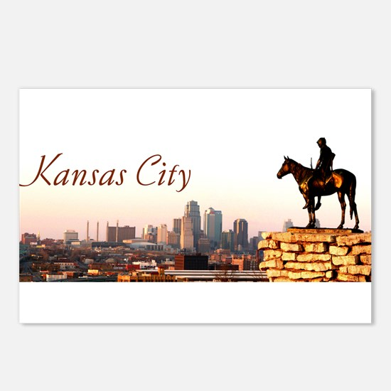 Kansas City Scout - Postcards (Package of 8)