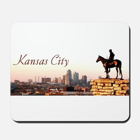 Kansas City Scout - Mousepad