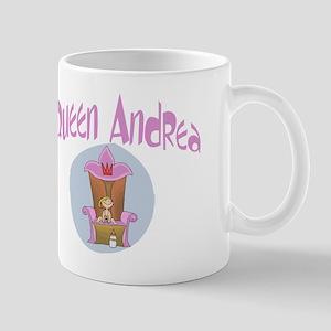 Baby Queen Andrea1 Mug
