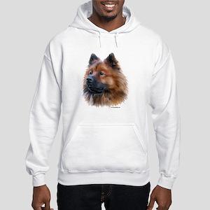 Eurasier Hooded Sweatshirt