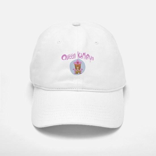 Baby Queen Kathryn Baseball Baseball Cap