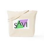 SAVI Tote Bag