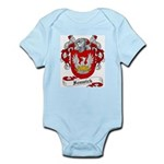 Fenwick Family Crest Infant Creeper