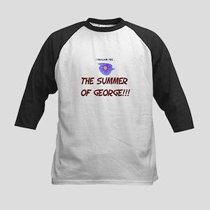 Summer of George Kids Baseball Jersey