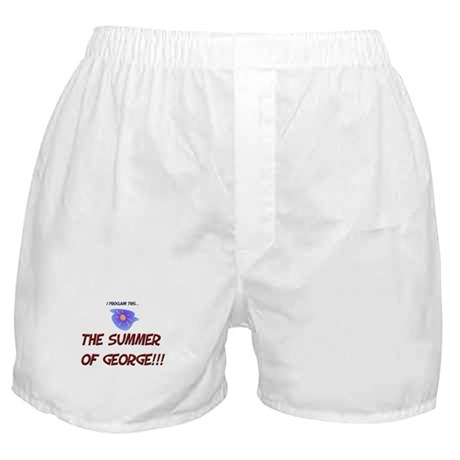 Summer of George Boxer Shorts