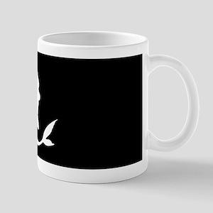 Mermaid (Black) Mugs