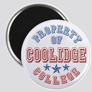 Coolidge College Property Of Magnet