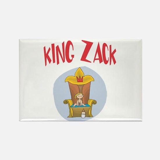King Baby Zack Rectangle Magnet