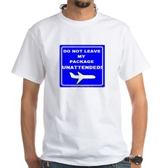 My Package White T-Shirt