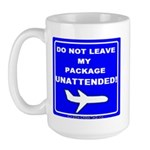 My Package Large Mug