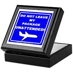 My Package Keepsake Box