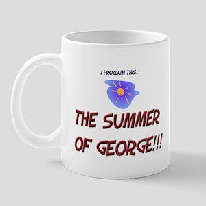 The Summer of George! Mug
