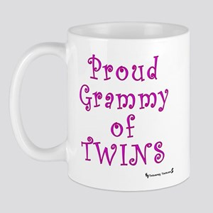 Proud_Grammy_Pink_Writing Mugs