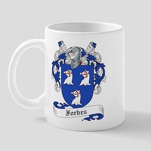 Forbes Family Crest Mug